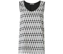 Top mit Print - women - Polyester - 2