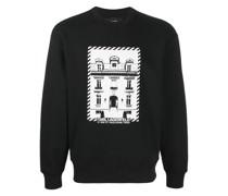 Sweatshirt mit K/Maison-Logo