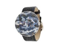 'Dinner' Uhr mit Diamanten und Saphiren