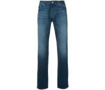 graduate fit jeans - men - Baumwolle - 34