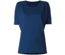 Locker geschnittenes T-Shirt