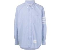 Button-down-Hemd mit Streifen