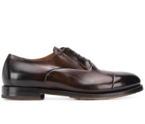 Oxford-Schuhe mit Glanz-Finish
