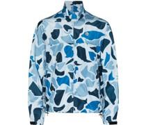 Astro Jacke mit Camouflage-Print