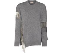 Pullover mit Ketten