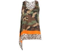 P.A.R.O.S.H. Oberteil mit Camouflagemuster