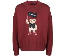 Pullover mit Bären-Motiv