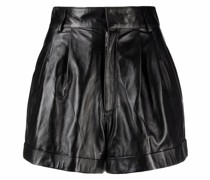 Jett Shorts aus Leder