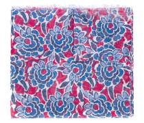 - Schal mit Blumen-Print - men