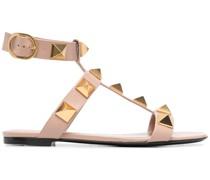Sandalen mit Rockstud-Details