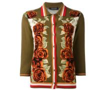 - rose detail cardigan - women