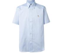 Kurzärmeliges Button-down-Hemd