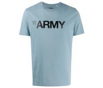 "T-Shirt mit ""Army""-Print"