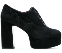 'Beth' Oxford-Pumps mit Plateausohle