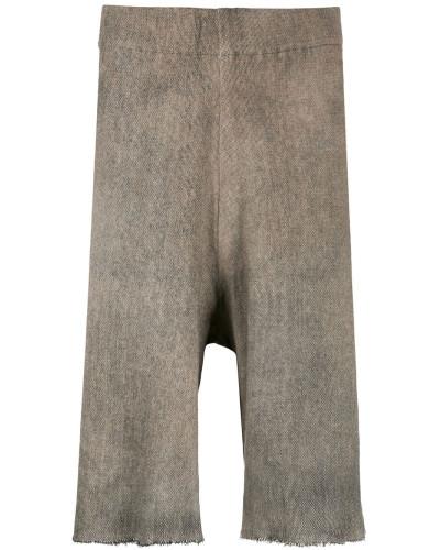 Ausgeblichene Shorts