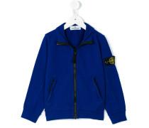 - zipped sweat jacket - kids - Baumwolle - 4 J.