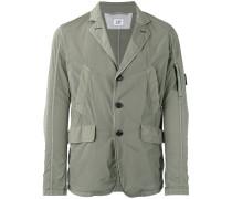 - buttoned pocket jacket - men