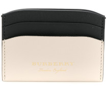 two-tone card case