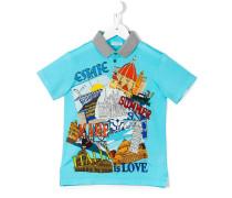 'Summer Love Italy' Poloshirt