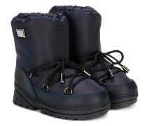 Schnee-Stiefel mit Schnürung
