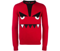 "Pullover mit ""Bag Bugs""-Design"