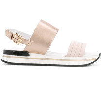 Sandalen mit dicker Sohle - women