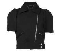 cropped jacket - women - Wolle - 42