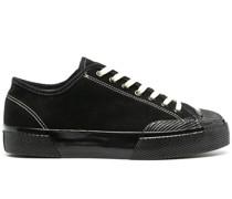 'W-14' Moleskin-Sneakers
