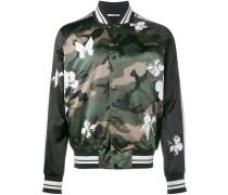 'Maripose' Camouflage-Bomberjacke