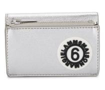 Portemonnaie mit Logo-Patch