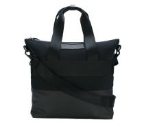 double straps laptop bag