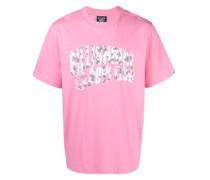 T-Shirt mit Reflective Arch-Logo