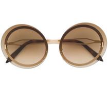 'Floating Round' Sonnenbrille