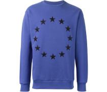 Besticktes 'Etoile' Sweatshirt