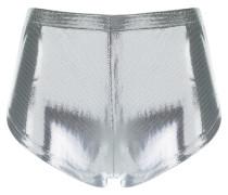 - metallic shorts - women - Polyamid/Elastan - G