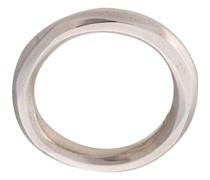 Versilberter Ring