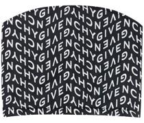 Nackenwärmer mit Logo-Print