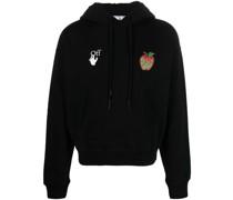 Apple Over Hoodie