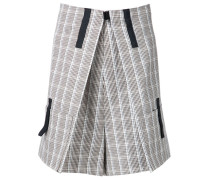 Shorts mit Schottenrock-Optik