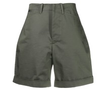 Shorts mit Umschlag