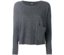 pocket detail jumper