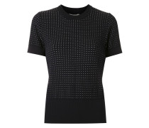 Gestricktes T-Shirt