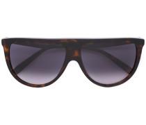 'D-Frame' Sonnenbrille in Schildpattoptik