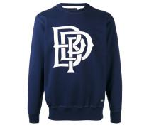 Sweatshirt mit Logo-Print - men - Baumwolle - M