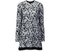 Sweatshirt mit ausgefranstem Saum