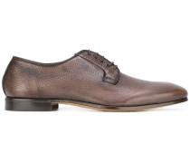 Derby-Schuhe aus gekörntem Leder - men
