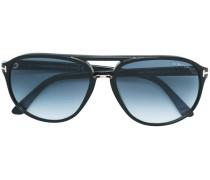 'Jacob' Sonnenbrille - men - Acetat