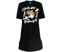 x Kansaiyamamoto T-shirt dress