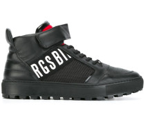 'Tracker' High-Top-Sneakers