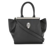 - Handtasche mit Totenkopf - women - Kalbsleder